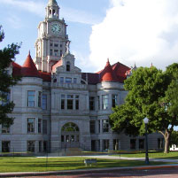 Dallas County Court House - Adel, Iowa