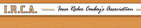 IRCA Iowa Rodeo Cowboys Association