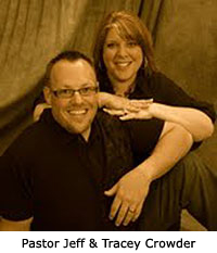 Pastor Jeff and Tracey Crowder of Fusion Church - Adel