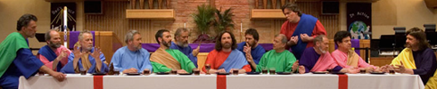 Adel United Methodist Church to Present Last Supper