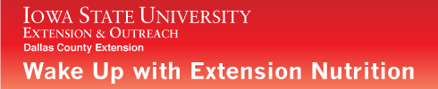 Wake Up with Extension Nutrition Segment ISU Ext