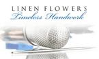 linen flowers timeless handwork