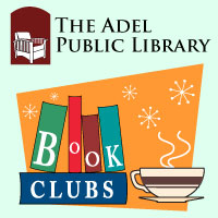 Adel Library Book Club