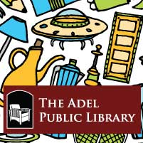 Adel Public Library Garage Sale