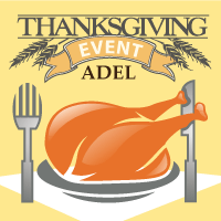 Adel Community Thanksgiving Dinner