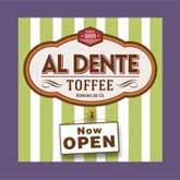 Al Dente Logo - Adel Iowa