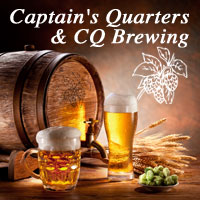 Captains Quarters and CQ Brewing