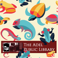 Scales And Tales at Adel Public Library
