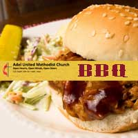 UMC Wednesday Night BBQ Dinner
