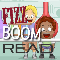 Fizz Boom Read Science-Kids