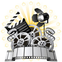 Friday Movies at the Adel Library