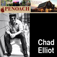Chad Elliot Penoach Winery Adel Iowa