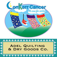 Adel Quilting and Dry Goods  Conker Cancer Event
