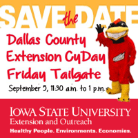 ISU Dallas County Extension - Cy Day