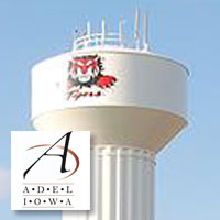 Adel Water Tower