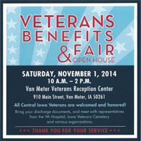 2014 Veterans Fair and Open House