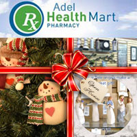 Adel HealthMart - Holiday Open House