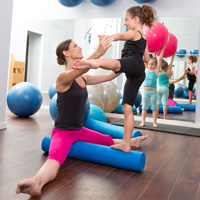 Kids Yoga Adel Iowa