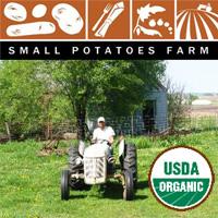Small Potatoes Farms Minburn Iowa