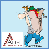 Adel Spring Clean-up Day