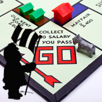Terry Traveller Monopoly