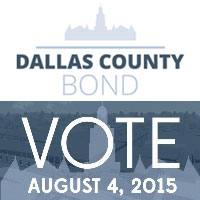 Dallas County Bond Vote