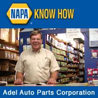 Adel Auto Parts - NAPA