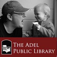 Adel Library Ice Cream