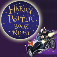 Harry Potter Book Night - Adel Library